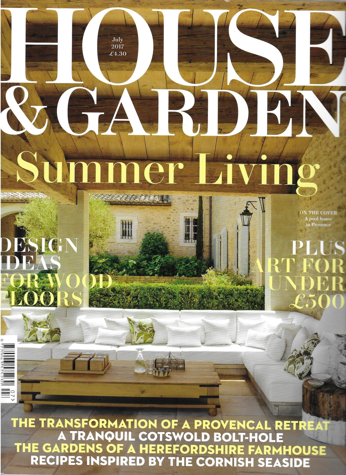 House & Garden July 2017