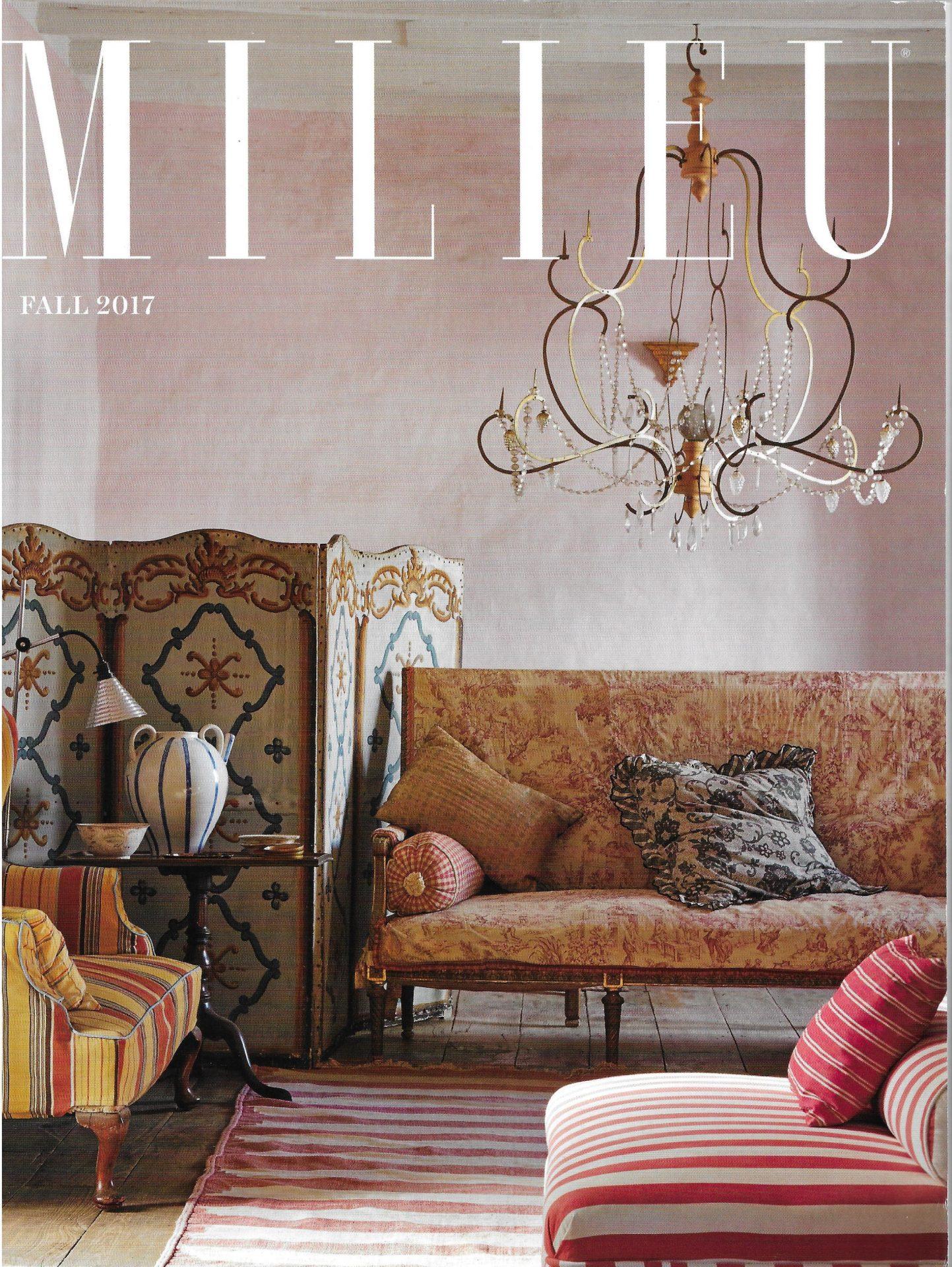 Milieu Cover 2017