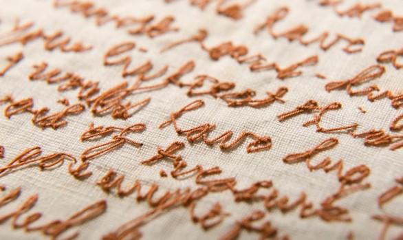 Stitch Love Letter